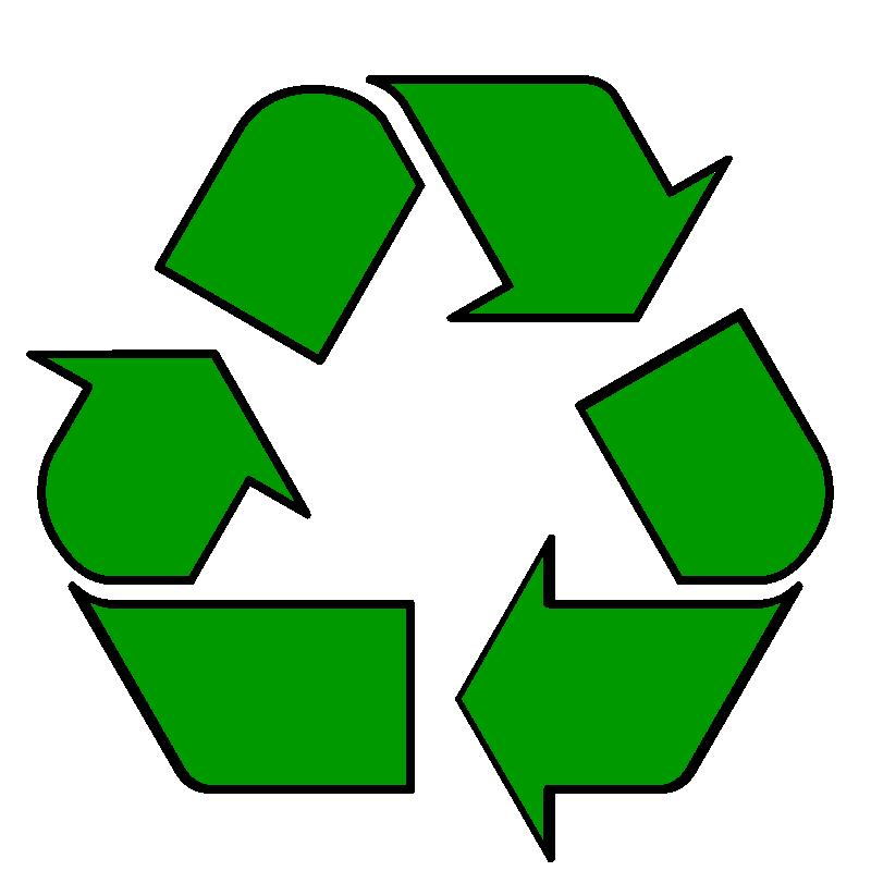 International symbol for recycling
