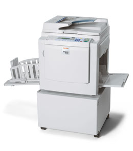 Ricoh Priport DX3240 Digital Duplicator